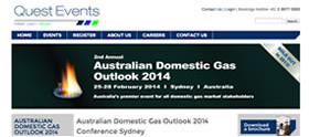 Randa Fahmy Hudome to Address Australian Domestic Gas Outlook Conference: February 2014